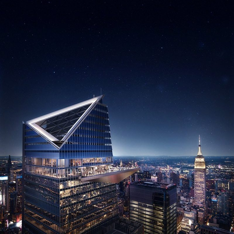 hudson yards New York Opens The Highest Outdoor Sky Deck Above Hudson Yards New York Opens The Highest Outdoor Sky Deck Above Hudson Yards 5 e1584026964369