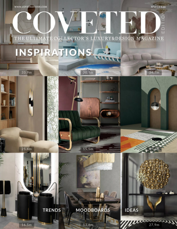 design magazine Meet The New Issue Of The Amazing Design Magazine, CovetED! Be Inspired By The Most Amazing Design Magazine CovetED 17