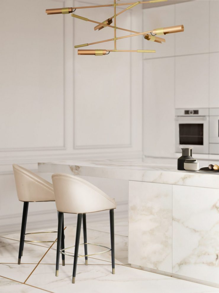 bar stool Discover The Perfect Bar Stool For Your Kitchen! Discover The Perfect Bar Stool For Your Kitchen2 740x987