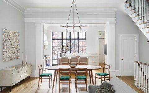 modern mid century Discover The Modern Mid Century Decor On This NYC Townhouse! Discover The Modern Mid Century Decor On This NYC Townhouse2 480x300