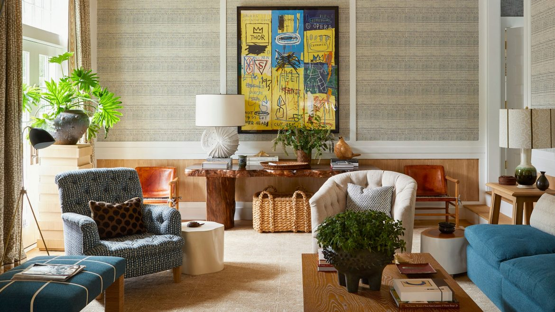 markham roberts Markham Roberts Designs A Bold Hamptons Home! Markham Roberts Designs A Bold Hamptons Home