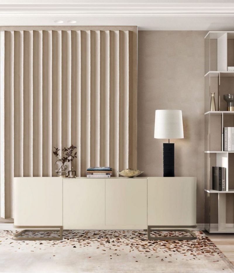 modern sideboards Must-Have Modern Sideboards With Neutral Design! Must Have Modern Sideboards With Neutral Design5 e1603118244766