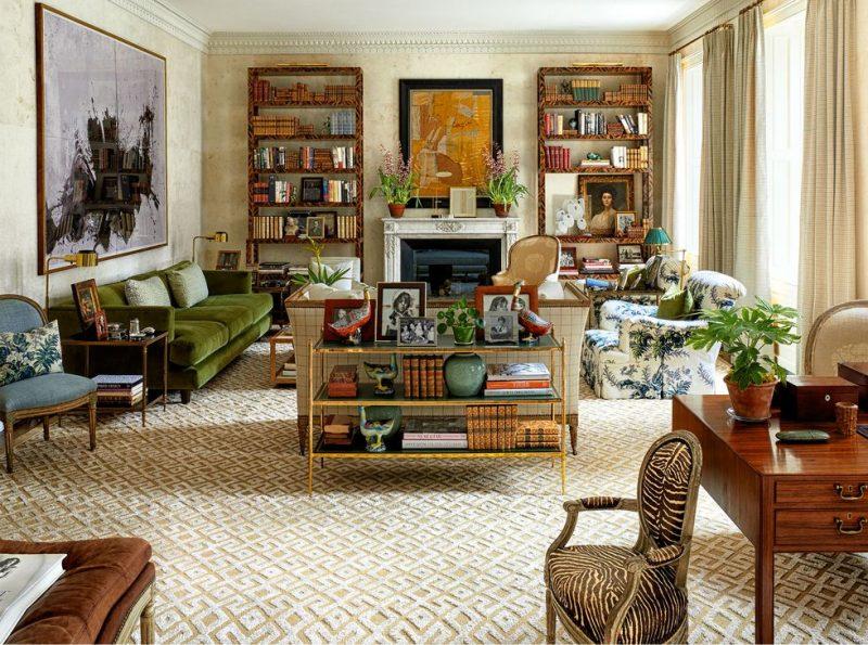 tom scheerer Tom Scheerer Transforms An Apartment In The Upper East Side! Tom Scheerer Transforms An Apartment In The Upper East Side5 e1603374801625