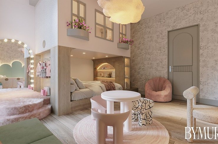 bymura studio BYMURA Studio Debuts Amazing Kids' Interior Design Project In Mexico! BYMURA Studio Debuts Amazing Kids Interior Design Project In Mexico1 740x489