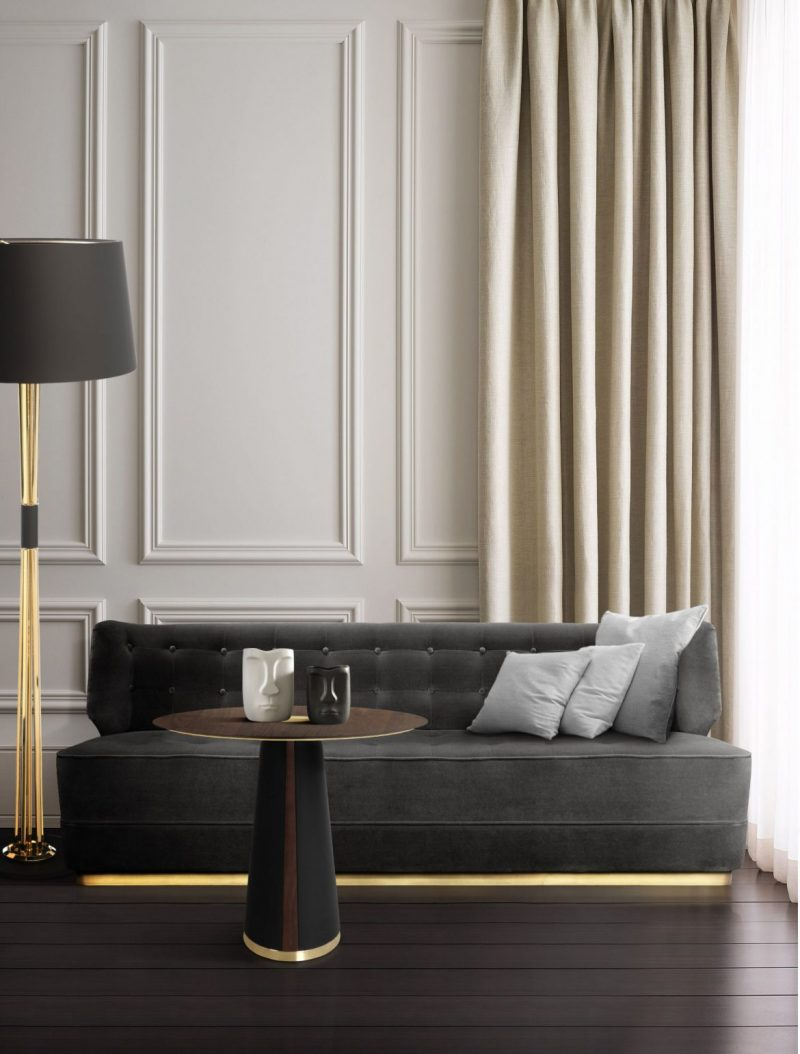black and silver living room Black And Silver Living Room Inspirations LNuzi Yg e1606315910126