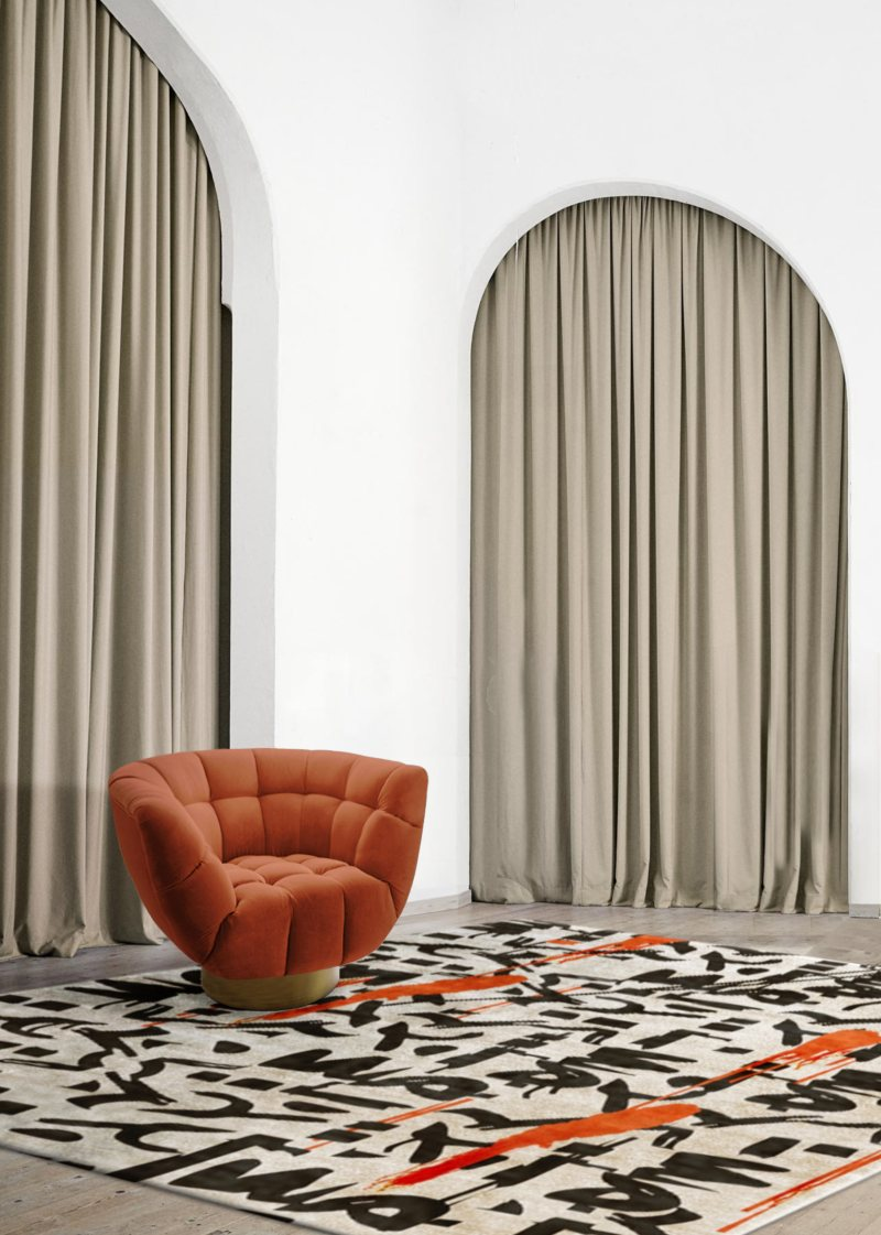 luxurious rugs Luxurious Rugs That Look Like Pieces Of Art! Luxurious Rugs That Look Like Pieces Of Art3