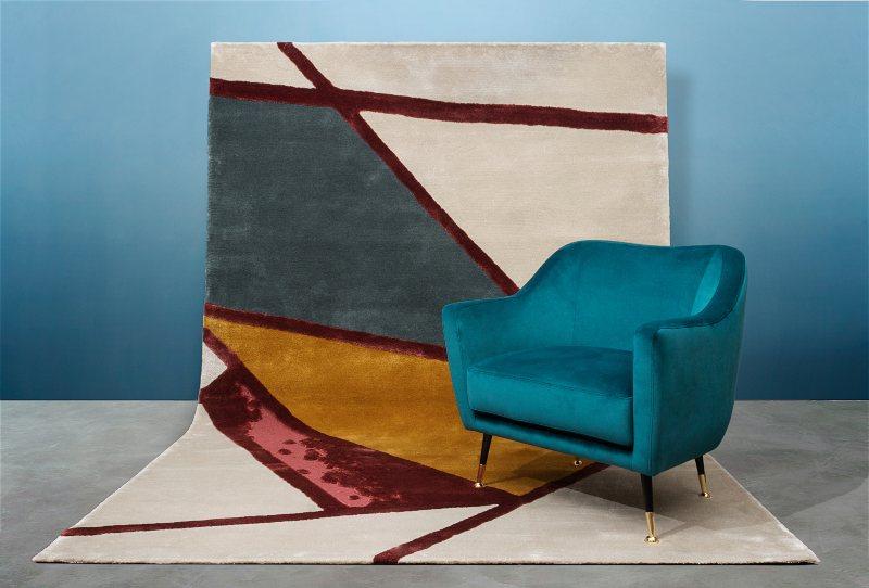 luxurious rugs Luxurious Rugs That Look Like Pieces Of Art! Luxurious Rugs That Look Like Pieces Of Art8