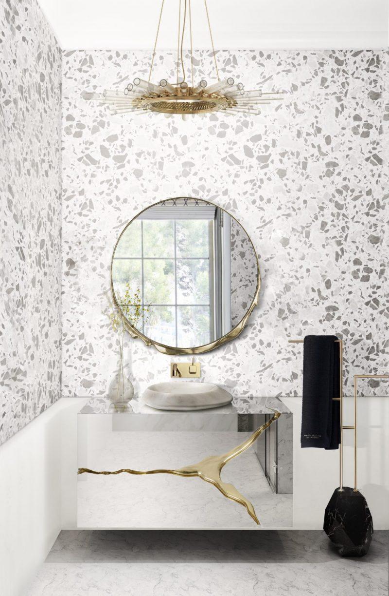 terrazzo bathrooms Terrazzo Bathrooms To Improve All Interior Design Lovers Terrazo Bathrooms To Improve All Interior Design Lovers e1604508852627
