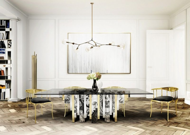 dining room Your Dining Room Won't Be The Same After These Transformational Pieces! Your Dining Room Wont Be The Same After These Transformational Pieces16 e1605112120819