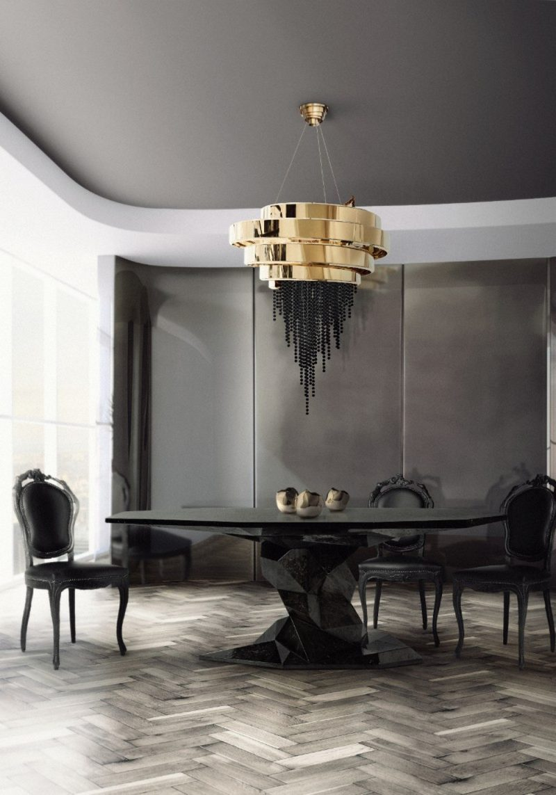 dining room Your Dining Room Won't Be The Same After These Transformational Pieces! Your Dining Room Wont Be The Same After These Transformational Pieces18 e1605112171673