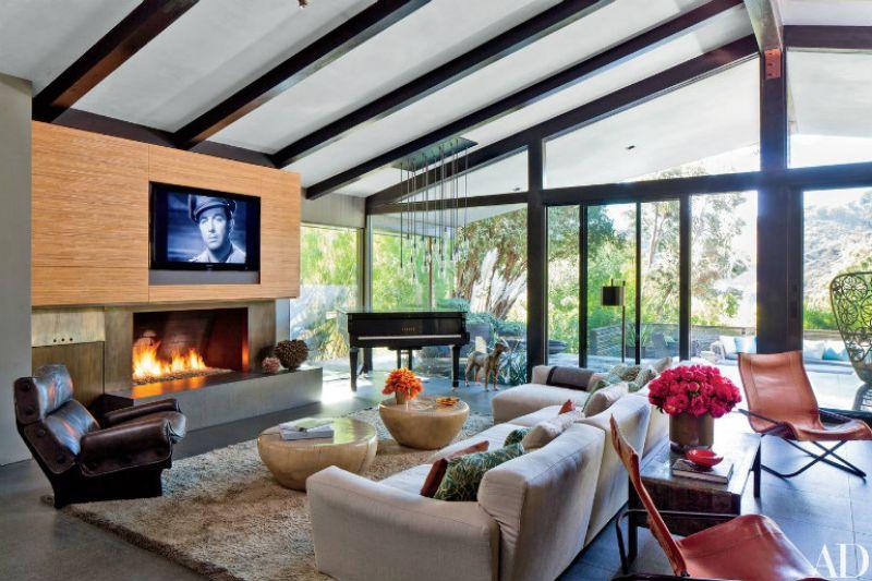 celebrity homes Celebrity Homes: Meet The Best Selection Of Living Rooms! Celebrity Homes Meet The Best Selection Of Living Rooms5