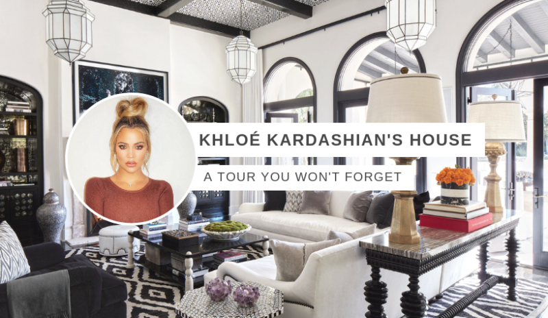 khloé kardashian Fall In Love With Khloé Kardashian's Home In Calabasas! Fall In Love With Khloe Kardashians Home In Calabasas e1608221571884