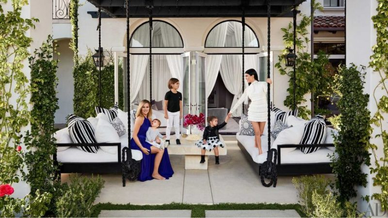 khloé kardashian Fall In Love With Khloé Kardashian's Home In Calabasas! Fall In Love With Khloe Kardashians Home In Calabasas15 e1608222277880