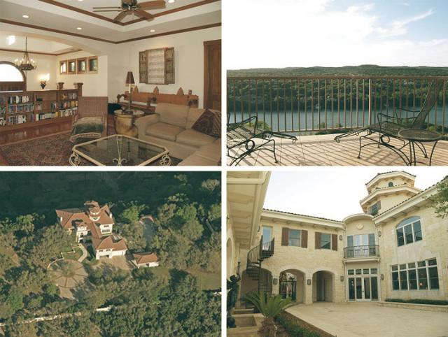matthew mcconaughey Matthew McConaughey's Stunning Lake Mansion in Austin Matthew McConaugheys Stunning Lake Mansion in Austin