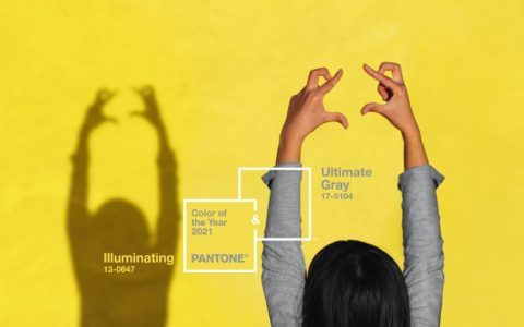 pantone's colors of the year 2021 Pantone's Colors Of The Year 2021: Illuminating and Ultimate Grey! Pantones Colors Of The Year 2021 Illuminating and Ultimate Grey 480x300
