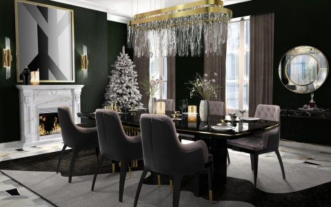 dining room Prepare Your Lavish Dining Room For The Christmas Season! Prepare Your Lavish Dining Room For The Christmas Season4 480x300