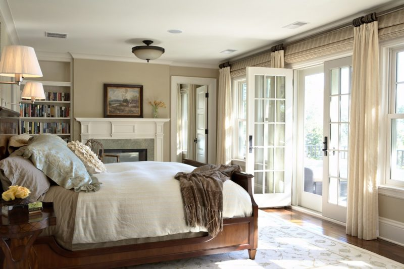 interior design Admire The Best Of Minneapolis' Interior Design! hamptons spirit master bedroom e1608650279793