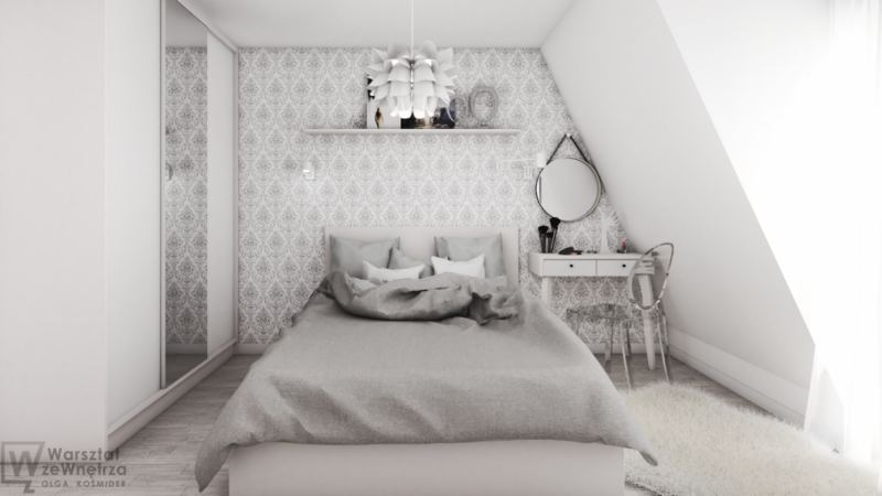 best interior designers Krakow's Best Interior Designers Are Here And You Must Know Them! wnetrze na poddaszu 13 e1608724071304