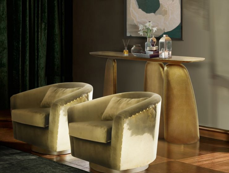 armchair Discover The Best Armchairs For Your Exquisite Home! – Part II Discover The Best Armchairs For Your Exquisite Home Part II 1 740x560