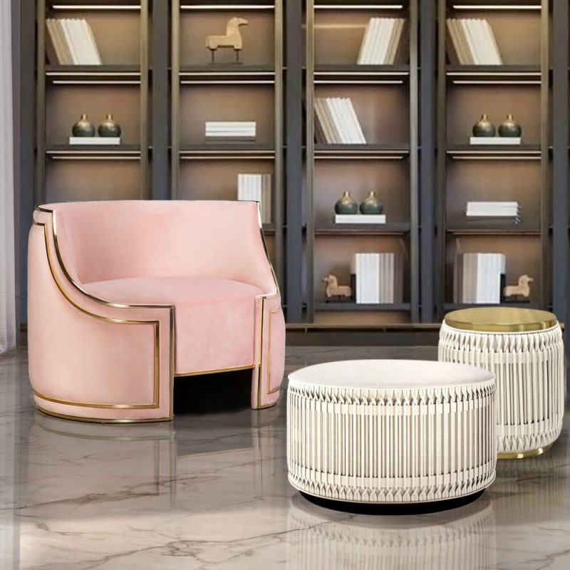 armchair Discover The Best Armchairs For Your Exquisite Home! – Part II Discover The Best Armchairs For Your Exquisite Home Part II18 e1611934954976