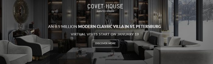 modern classic villa Discover This 8.5 Million Modern Classic Villa By Covet House! Discover This 8
