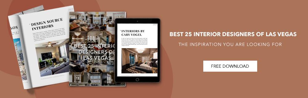 best interior designers Meet The Best Interior Designers Based In Las Vegas! LAS VEGAS