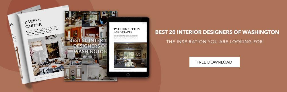 best interior designers Washington Presents Its Best Interior Designers! washington