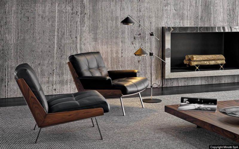 armchair Discover The Best Armchairs For Your Exquisite Home! – Part II z minotti daiki 01 e1611935168676