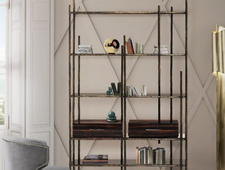 bookcases Discover The Best Bookcases To Embellish Your Home Office! Discover The Best Bookcases To Embellish Your Home Office3 740x560