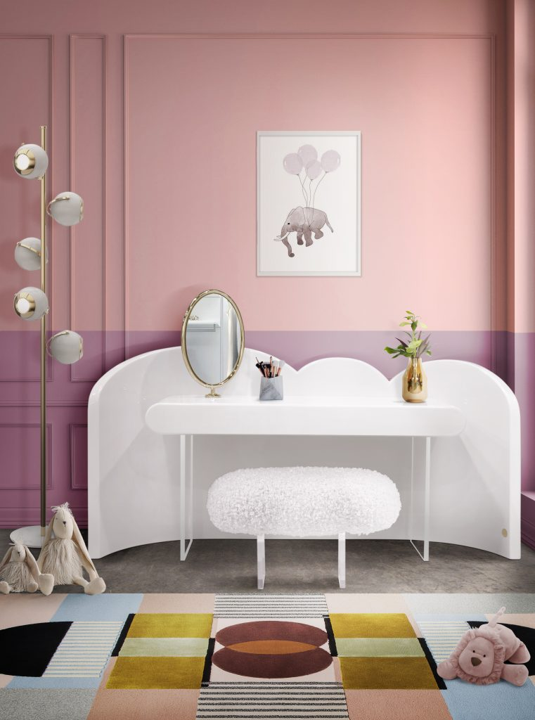 dressing tables Get Ready With The Most Sophisticated Dressing Tables! Get Ready With The Most Sophisticated Dressing Tables1