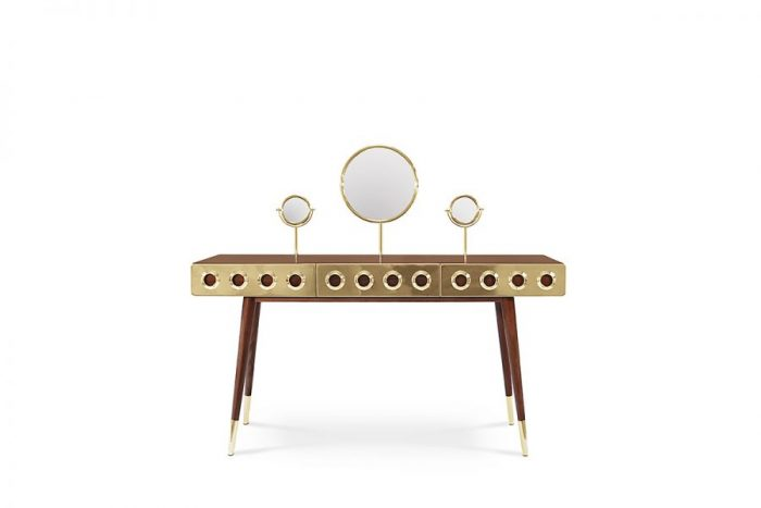 dressing tables Get Ready With The Most Sophisticated Dressing Tables! Get Ready With The Most Sophisticated Dressing Tables6