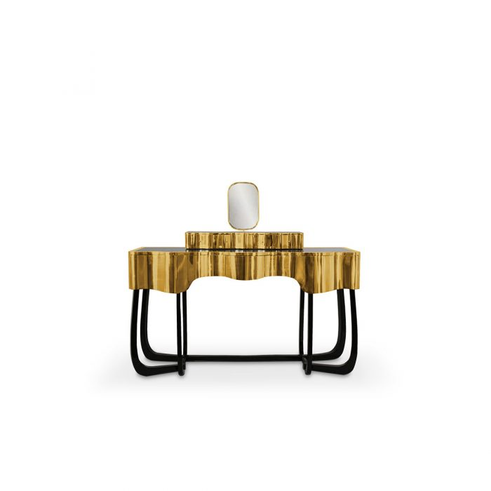 dressing tables Get Ready With The Most Sophisticated Dressing Tables! Get Ready With The Most Sophisticated Dressing Tables8