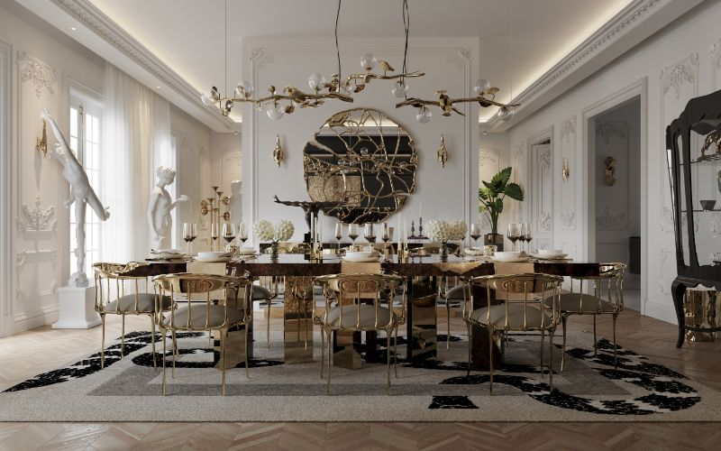 luxury penthouse Get The Look Of The Exquisite Rooms By This Parisian Luxury Penthouse Get The Look Of The Exquisite Rooms By This Parisian Luxury Penthouse 1