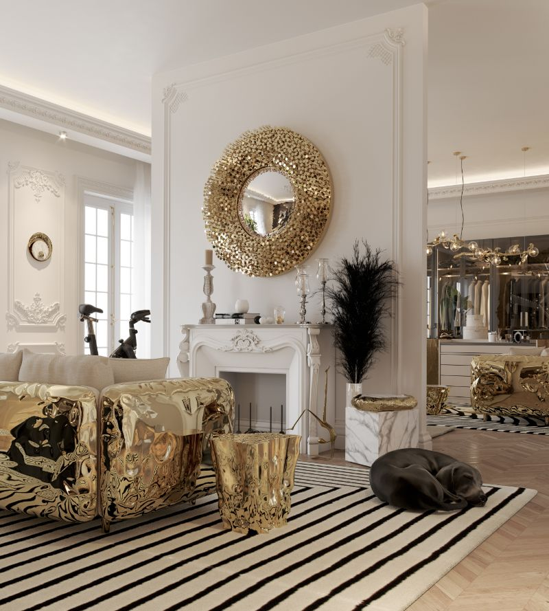 luxury penthouse Get The Look Of The Exquisite Rooms By This Parisian Luxury Penthouse Get The Look Of The Exquisite Rooms By This Parisian Luxury Penthouse1 1