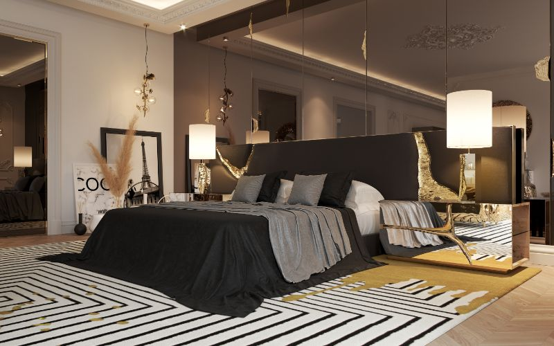 luxury penthouse Get The Look Of The Exquisite Rooms By This Parisian Luxury Penthouse Get The Look Of The Exquisite Rooms By This Parisian Luxury Penthouse14 1