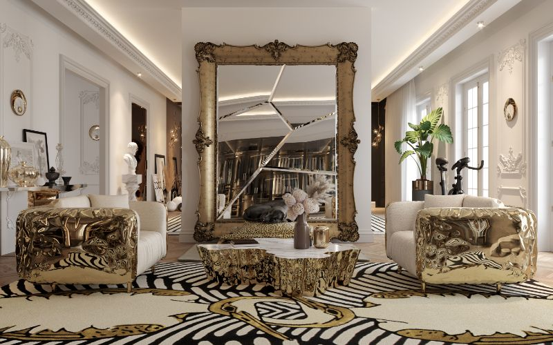 luxury penthouse Get The Look Of The Exquisite Rooms By This Parisian Luxury Penthouse Get The Look Of The Exquisite Rooms By This Parisian Luxury Penthouse16 1