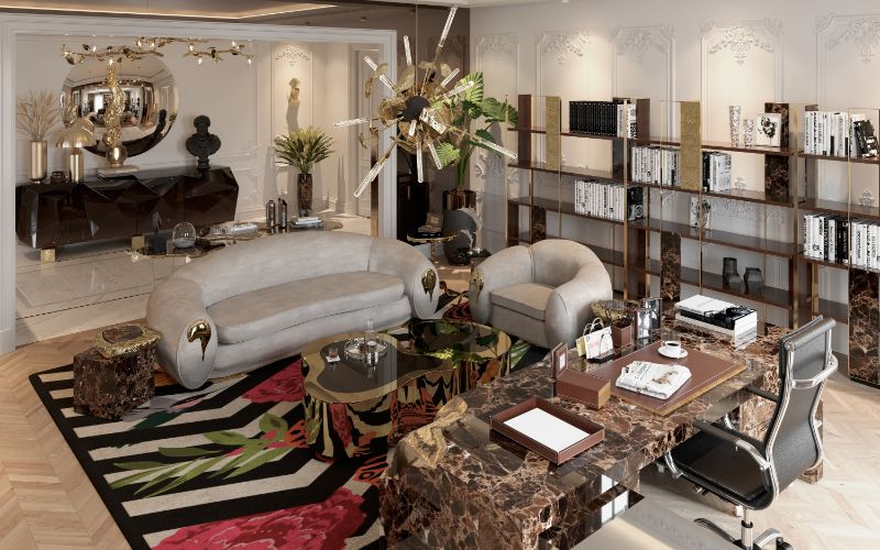 luxury penthouse Get The Look Of The Exquisite Rooms By This Parisian Luxury Penthouse Get The Look Of The Exquisite Rooms By This Parisian Luxury Penthouse21 1