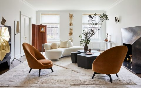 manhattan apartment Step Inside This Manhattan Apartment Designed By Jeremiah Brent! Step Inside This Manhattan Apartment Designed By Jeremiah Brent 6 480x300