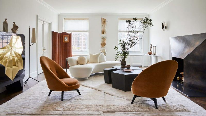 manhattan apartment Step Inside This Manhattan Apartment Designed By Jeremiah Brent! Step Inside This Manhattan Apartment Designed By Jeremiah Brent 6 e1612530010526