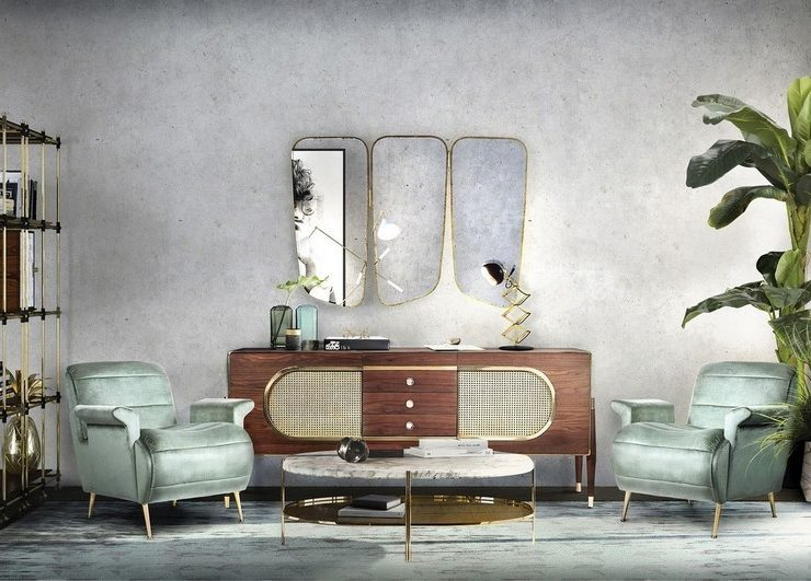 mirrors Upgrade Your Home Decor With These Stunning Mirrors! Upgrade Your Home Decor With These Stunning Mirrors3 740x531