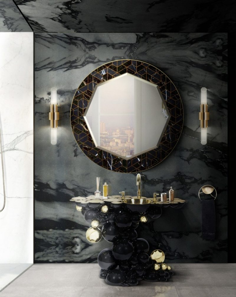 mirrors Upgrade Your Home Decor With These Stunning Mirrors! Upgrade Your Home Decor With These Stunning Mirrors34 e1613476333238