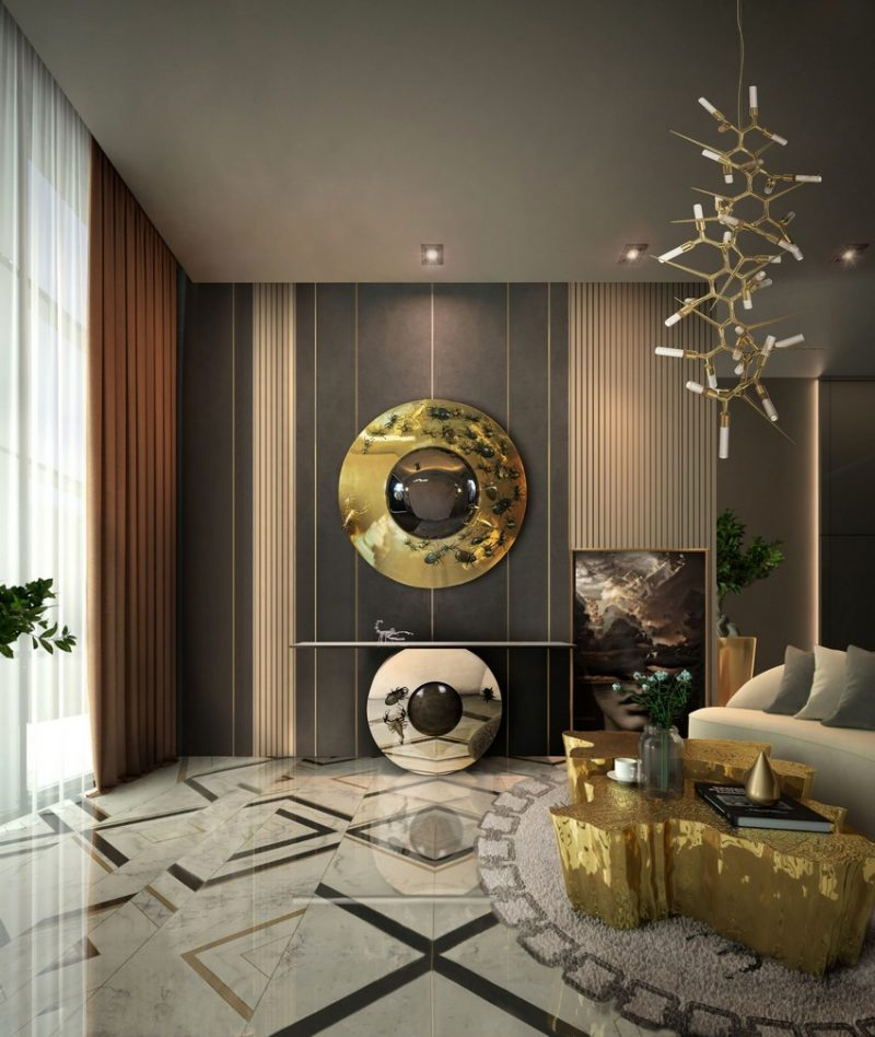 mirrors Upgrade Your Home Decor With These Stunning Mirrors! Upgrade Your Home Decor With These Stunning Mirrors37 e1613476500352