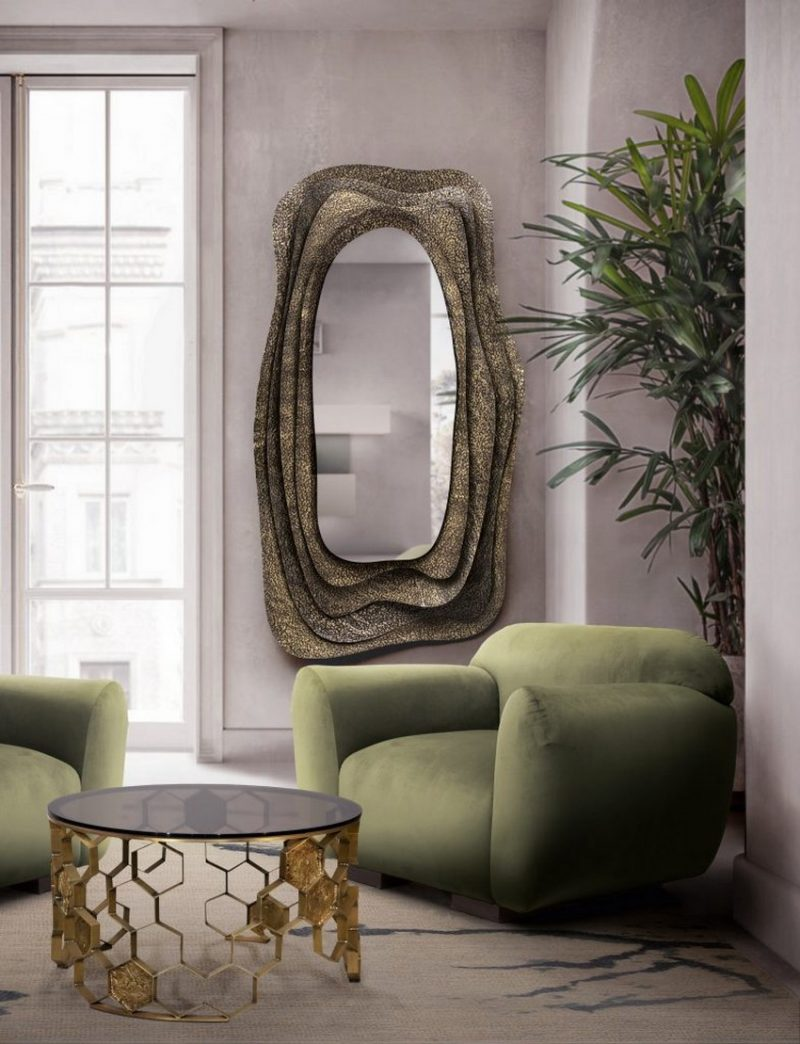 mirrors Upgrade Your Home Decor With These Stunning Mirrors! Upgrade Your Home Decor With These Stunning Mirrors39 e1613476572267