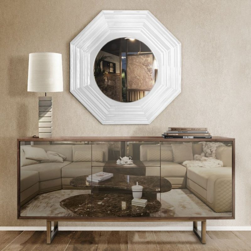 mirrors Upgrade Your Home Decor With These Stunning Mirrors! Upgrade Your Home Decor With These Stunning Mirrors9 e1613474215538