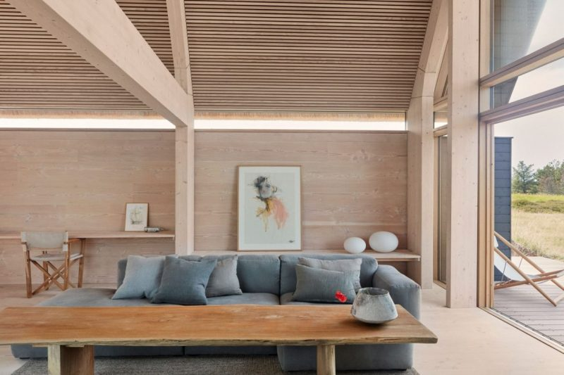 modern beach house Be Inspired By This Modern Beach House In Denmark! Be Inspired By This Modern Beach House In Denmark3 e1616762546136