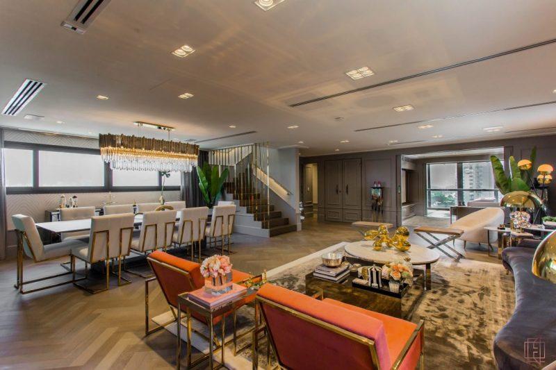 electrix design Electrix Design Creates The Best Interiors In This São Paulo Penthouse Electrix Design Creates The Best Interiors In This Sao Paulo Penthouse e1616424452924