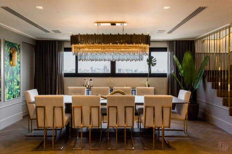 electrix design Electrix Design Creates The Best Interiors In This São Paulo Penthouse Electrix Design Creates The Best Interiors In This Sao Paulo Penthouse1 e1616424480186
