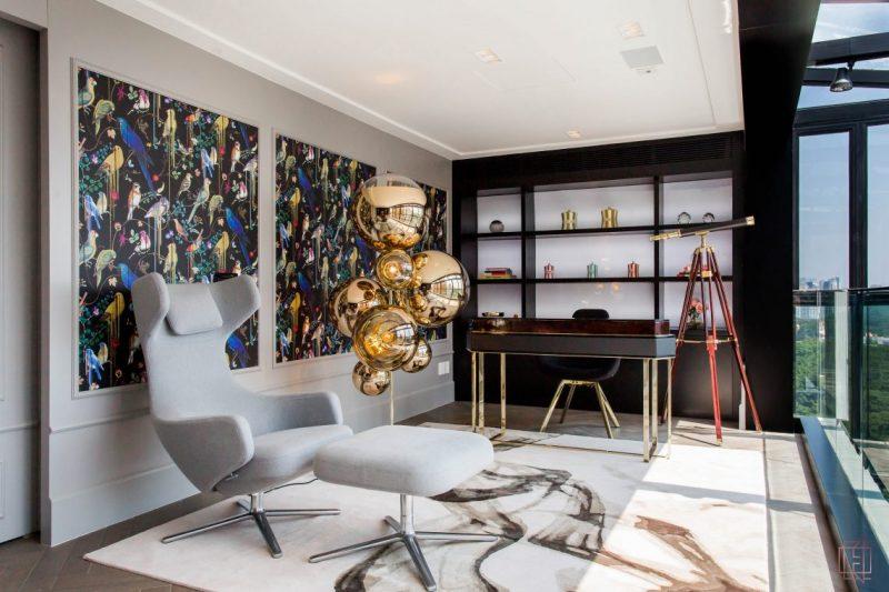 electrix design Electrix Design Creates The Best Interiors In This São Paulo Penthouse Electrix Design Creates The Best Interiors In This Sao Paulo Penthouse2 e1616424510216
