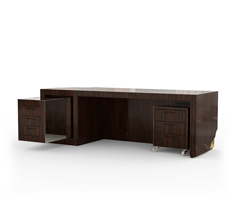 desks Improve Your Home Office With These Luxury Desks! Improve Your Home Office With These Luxury Desks16