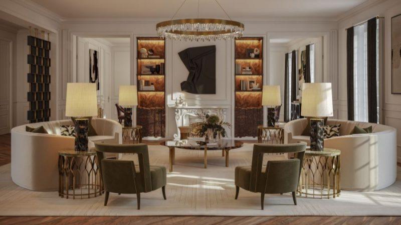 classic and contemporary Classic And Contemporary Design At This Eternel Parisian Apartment! Classic And Contemporary Design At This Eternel Parisian Apartment1 e1617708308143